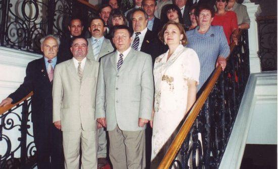 1-е заседание ИКРО лето 2003
